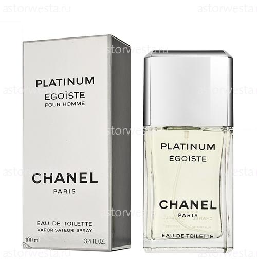 Туалетная вода, Chanel Egoiste Platinum, 100 ml (ПОД ЗАКАЗ)