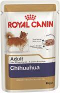 Royal Canin Chihuahua Adult Влажный корм для собак породы чихуахуа с 8 месяцев (85 г)