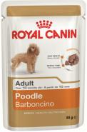 Royal Canin Poodle Adult Влажный корм для пуделей старше 10 месяцев (85 г)