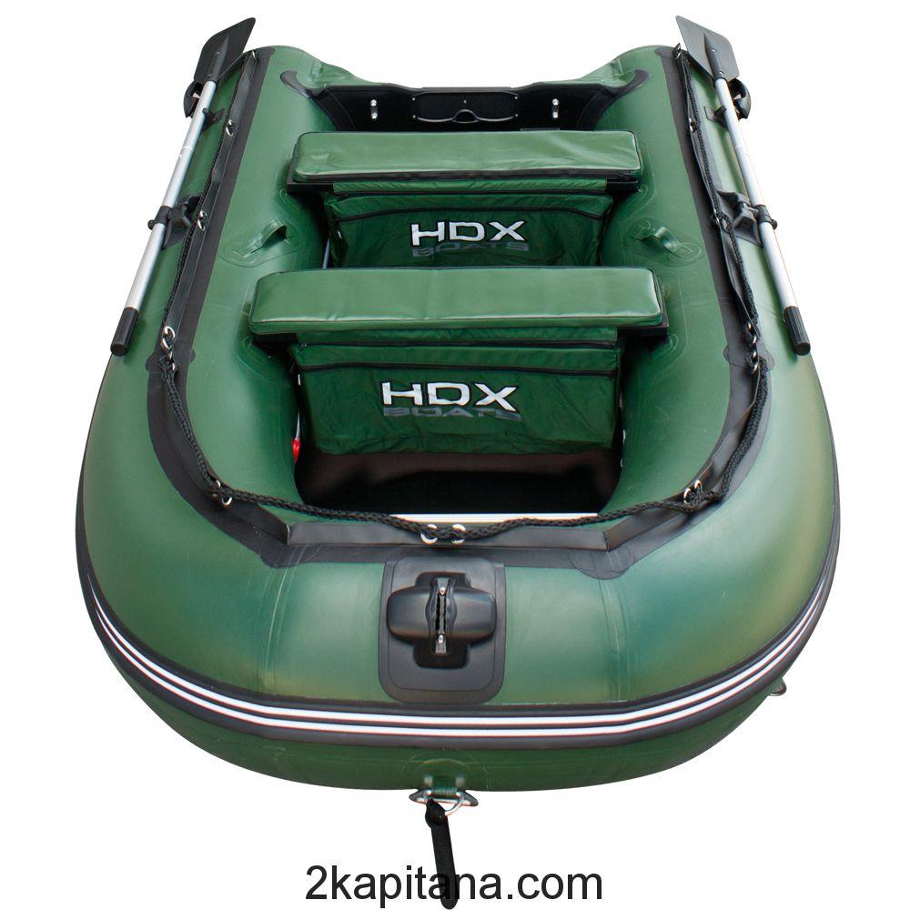 Лодка HDX Carbon 280