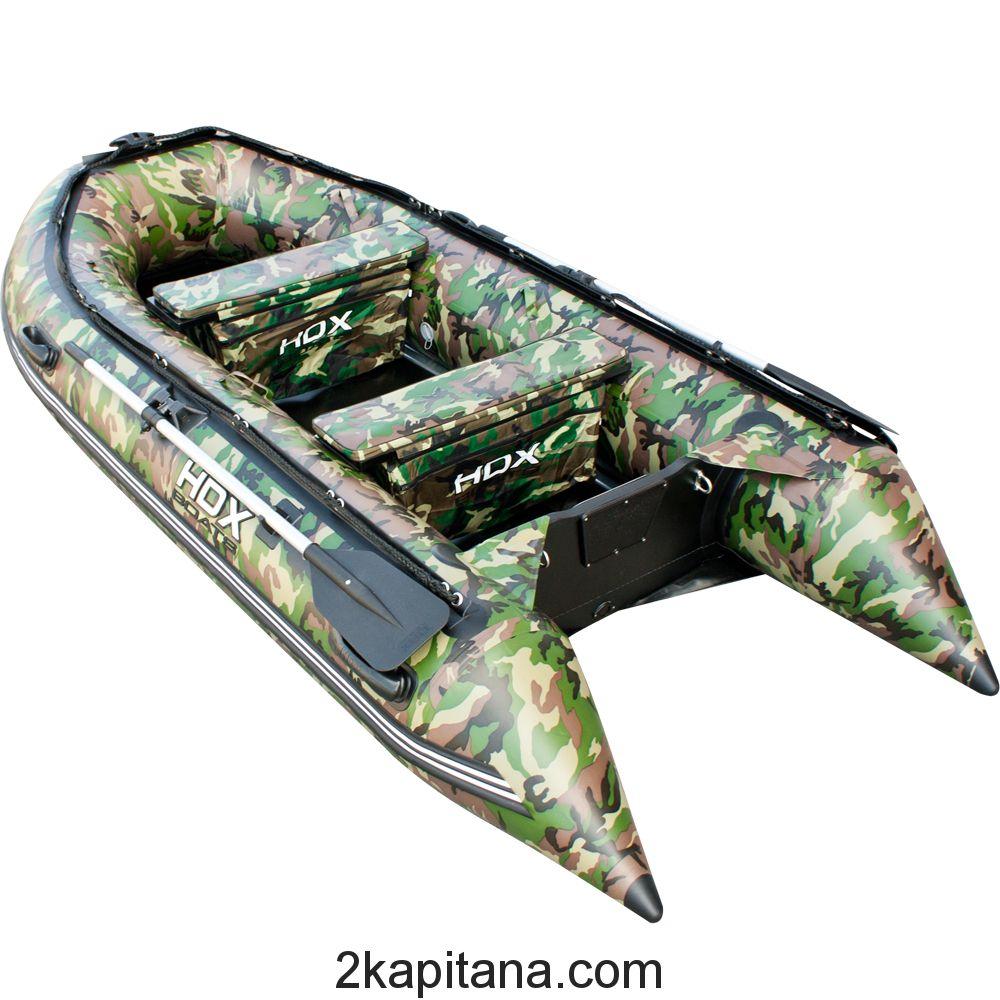 Лодка HDX Carbon 300 камуфляж
