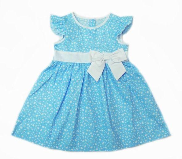 Платье для девочки Мелкие ромашки