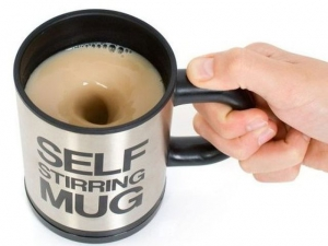 Кружка - миксер self stirring mug