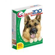 Доктор ZOO Здоровье и сила Витаминное лакомство для собак с протеином (90 табл.)