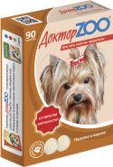Доктор ZOO Копчености Витаминное лакомство для собак (90 табл.)