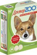Доктор ZOO Печень Витаминное лакомство для собак (90 табл.)