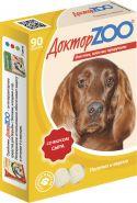 Доктор ZOO Сыр Витаминное лакомство для собак (90 табл.)