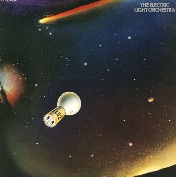 THE ELECTRIC LIGHT ORCHESTRA  ELO II 1973 (2016)