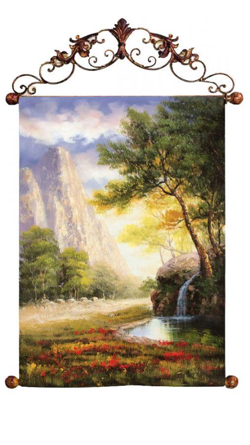 """Картина """"Природный источник"""", 60x90 см"""