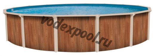 Сборный бассейн Atlantic Pools Esprit-Big (4.6 × 1.32 м)