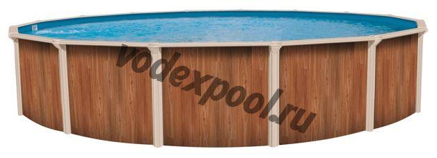Сборный бассейн Atlantic Pools Esprit-Big (3.6 × 1.32 м)