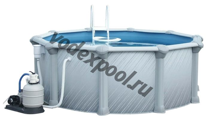 Сборный бассейн Atlantic Pools J-4000 Gibraltar (3.6 × 1.35 м)