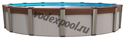 Сборный бассейн Atlantic Pools Contempra (4.6 × 1.35 м)