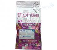 Monge Kitten Корм для котят (10 кг)