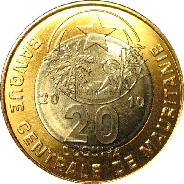 Мавритания 20 угий 2009 г.