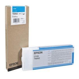 Картридж оригинальный EPSON T6062 голубой повышенной емкости для Stylus Pro 4880 C13T606200
