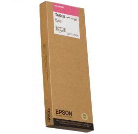 Картридж оригинальный EPSON T606B пурпурный повышенной емкости для Stylus Pro 4880 C13T606B00