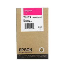 Картридж оригинальный EPSON T6133 пурпурный для Stylus Pro 4450 C13T613300
