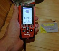Hilti PD-I - Лазерный дальномер - купить в интернет-магазине www.toolb.ru цена, обзор, характеристики, фото, заказ, онлайн, производитель, официальный, сайт, поверка, отзывы