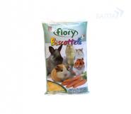 FIORY Biscottelli Бисквиты для грызунов с морковью (30 г)