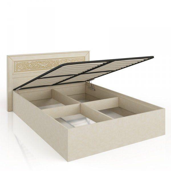 Кровать «Александрия» с подъемным механизмом 1600 (ЛД 625.030)