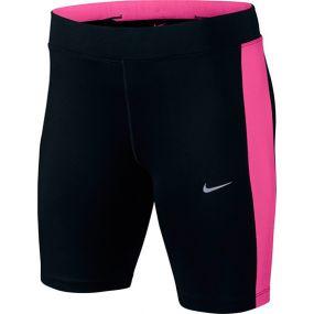 """Женские велосипедки Nike Dri-Fit Essential 8"""" Shorts чёрные"""