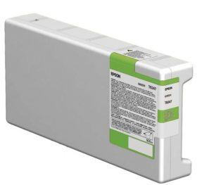 Картридж оригинальный EPSON T6247 зеленый Stylus Pro GS-6000 C13T624700