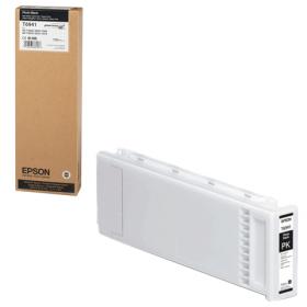 Картридж оригинальный EPSON C13T694100 T6941 черный фото экстраповышенной емкости для SC-T3000/SC-T5000/SC-T7000 C13T694100