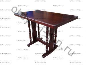 Стол обеденный Милвертон Прямоугольный (ВМК Шале) 70х110