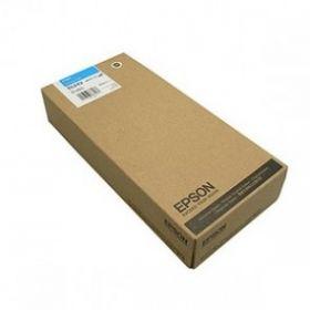 Картридж оригинальный EPSON T6242 голубой Stylus Pro GS-6000 C13T624200