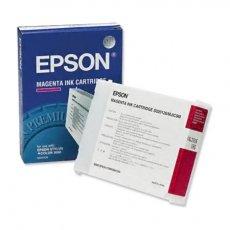 Картридж оригинальный EPSON пурпурный для Stylus Color 3000/Pro 5000 C13S020126