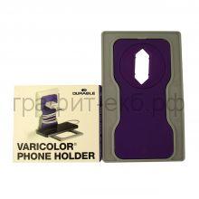 Подставка для телефона Durable VARICOLOR фиолетовый 7735-12