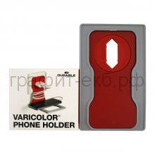 Подставка для телефона Durable VARICOLOR красный 7735-03