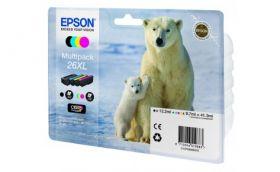 Набор оригинальных картриджей EPSON 26XL повышенной емкости для XP-600/XP-700/XP-800 C13T26364010