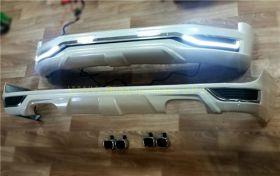 Аэродинамический обвес Modellista с Ходовыми огнями для Toyota Land Cruiser 200 2015 -