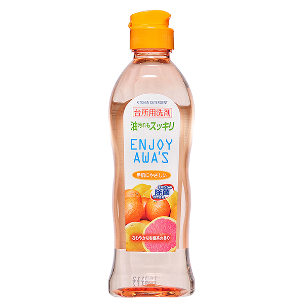 Жидкость для мытья посуды ENJOY AWA'S Rocket Soap Co 250мл