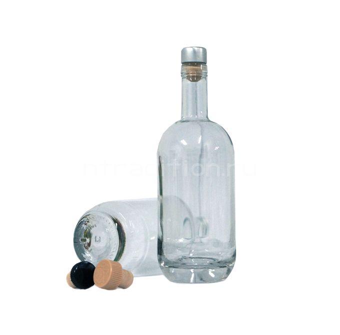 Бутылка под самогон, 0,7 литра / 9 штук