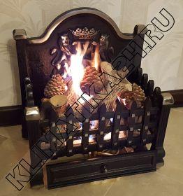 Газовая горелка для камина INFIRE INSIDE-40 AFINA
