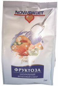 ФРУКТОЗА НОВАСВИТ 1кг (пакет)