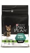 Pro Plan SMALL & MINI PUPPY Корм для щенков мелких и карликовых пород с курицей и рисом (700 г)