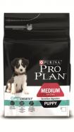 Pro Plan MEDIUM PUPPY SENSITIVE DIGESTION Корм для щенков средних пород с чувствительным пищеварением с ягненком и рисом (1,5 кг)