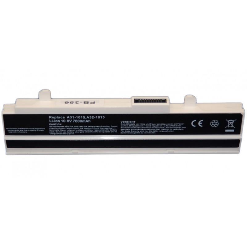 Аккумулятор PALMEXX A32-1015 для ноутбука Asus EeePC 1015/1215/VX6 (10,8V-7800mAh) белый