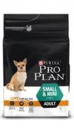 Pro Plan SMALL & MINI ADULT Корм для собак мелких и карликовых пород с курицей и рисом (700 г)