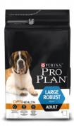 Pro Plan LARGE ADULT ROBUST Корм для собак крупных пород мощного телосложения с курицей и рисом (14 кг)