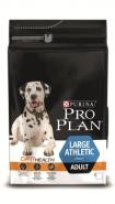 Pro Plan LARGE ADULT ATHLETIC Корм для собак крупных пород атлетического телосложения с курицей и рисом (14 кг)