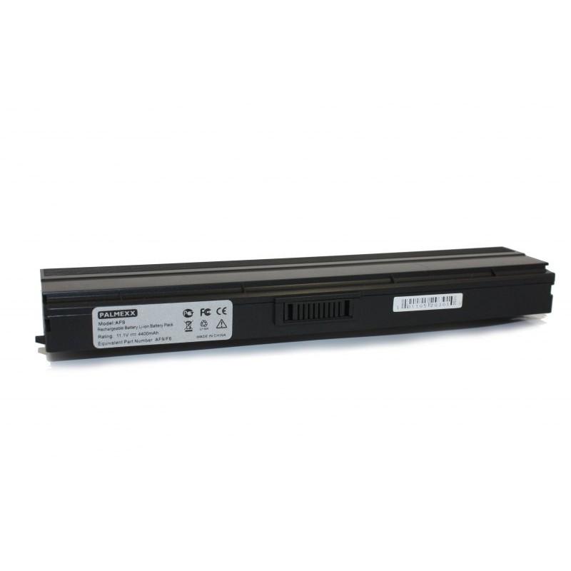 Аккумулятор PALMEXX A32-F9 для ноутбука Asus F6/F9/Pro60/X20/Z53 (11,1V-4400mAh)