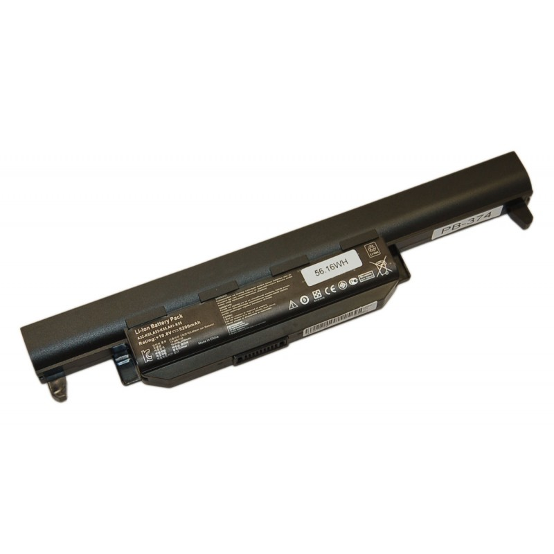 Аккумулятор PALMEXX A32-K55 для ноутбука Asus K45/K55/K75/K95 (10,8V-5200mAh)