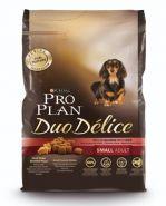 Pro Plan Duo Delice Small Adult Salmon with Rice Для собак мелких и карликовых пород с лососем и рисом (700 г)