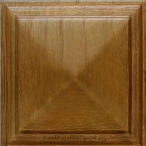 Квадратный элемент пирамида Массив