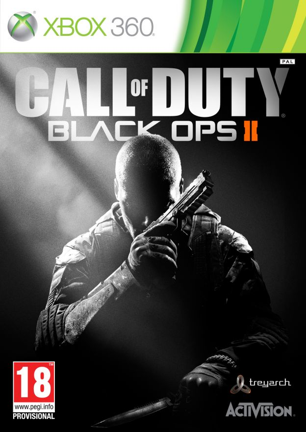 Игра Call of Duty  Black Ops II 2 (Xbox 360)